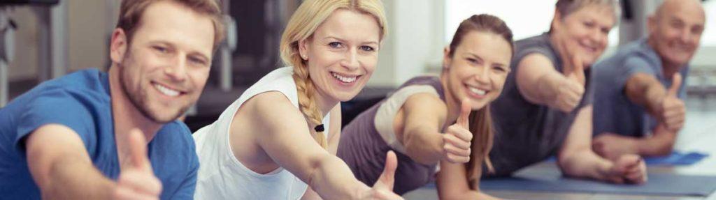Fitness- & Gesundheit