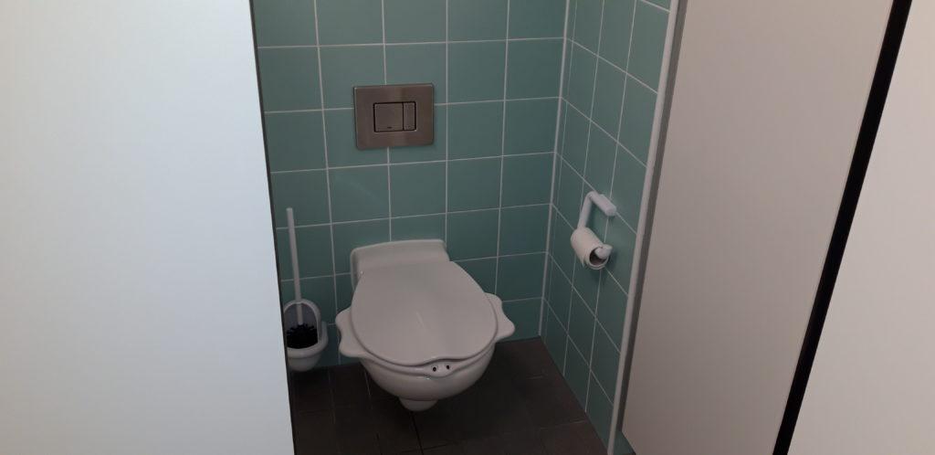 Badezimmer Elementarbereich