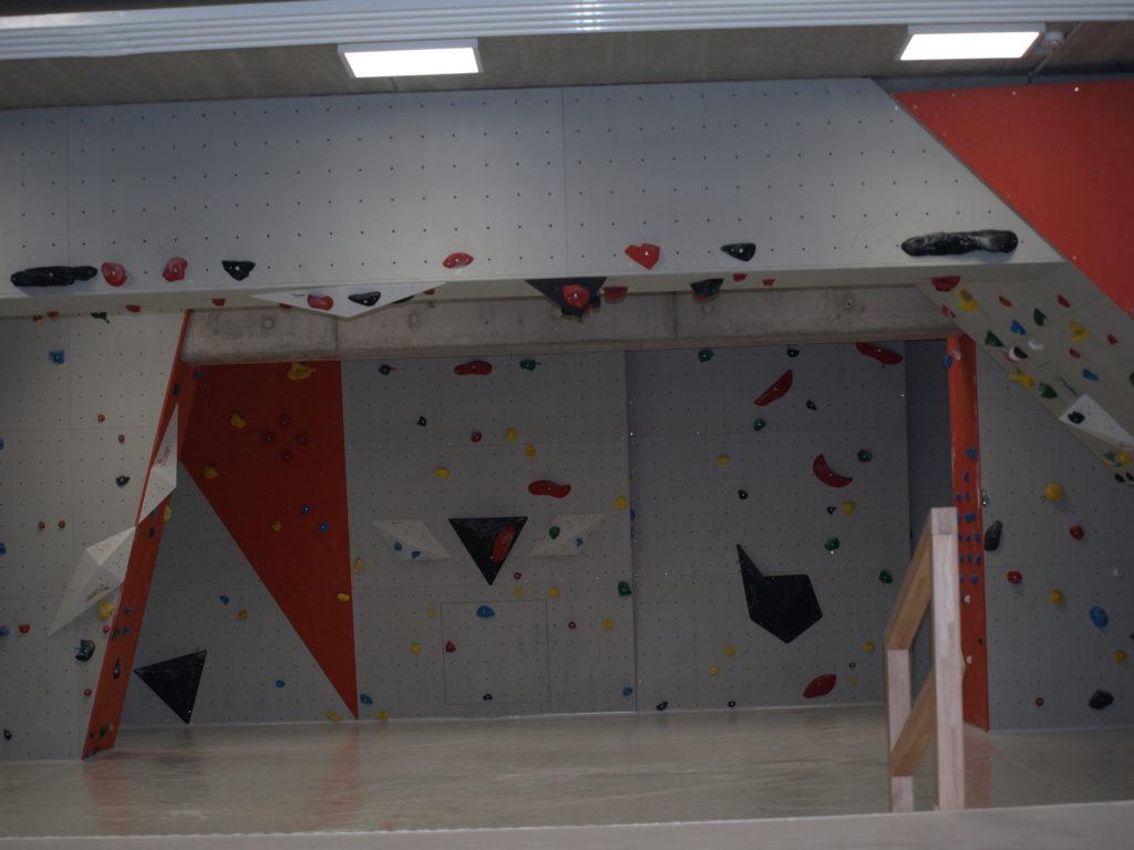 Boulderbereich