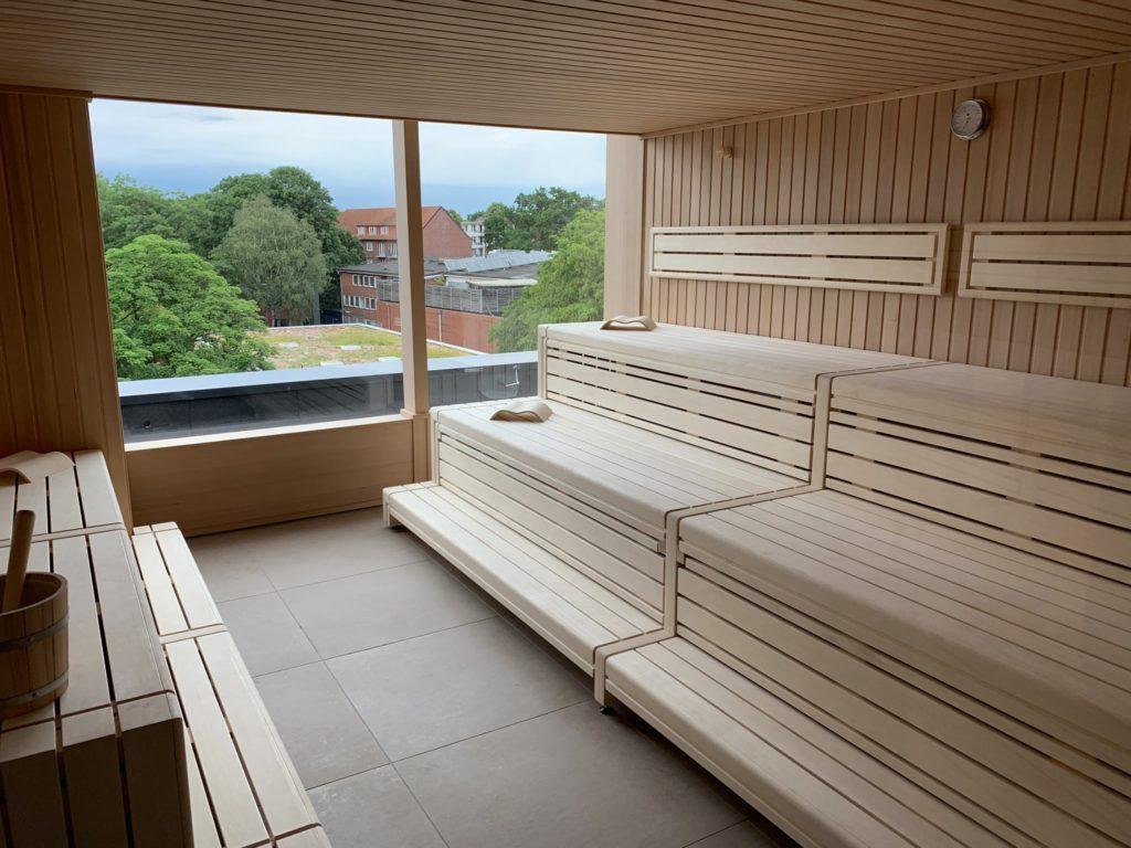 90 Grad Sauna