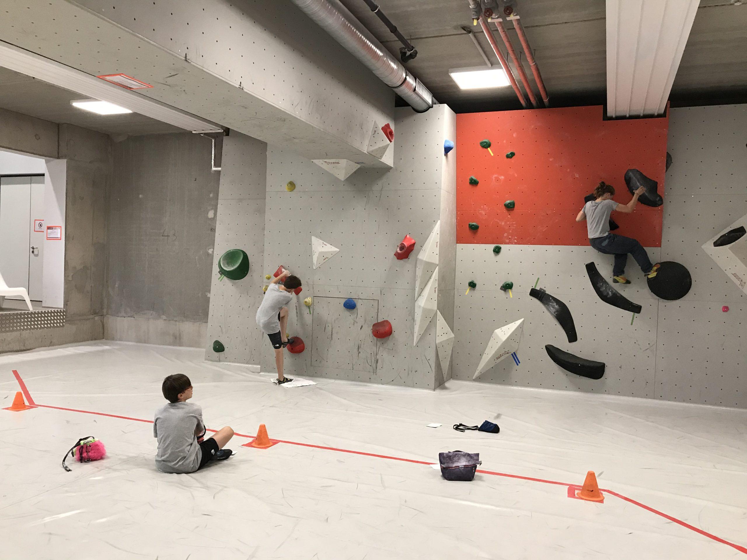 Summer Boulder Camp Ferienbetreuung 2020